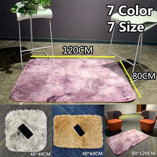 bedroomcarpet, antiskidrug, Home & Living, fluffy