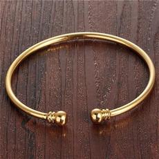 goldplatedbracelet, openbracelet, Fashion Accessory, Fashion