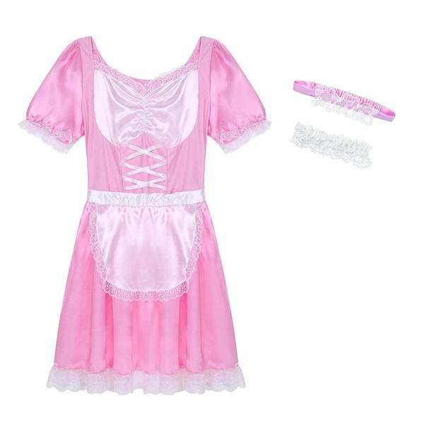 menslingerie, Cosplay, Cosplay Costume, Dress