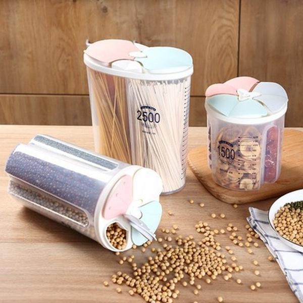Storage Box, coffeebean, Kitchen & Dining, kitchenfoodstoragebox