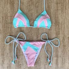 Bikinis Set, Waist, Bikini, Bikini swimwear