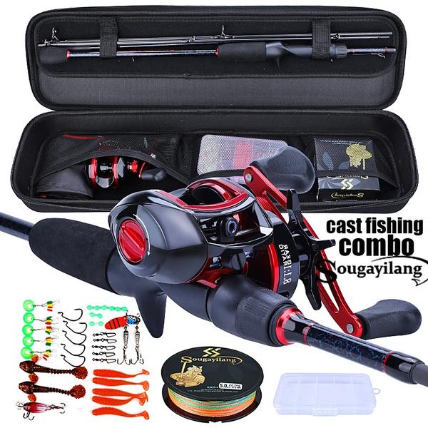 fishingrodreel, iutdoor, fishingrodcombo, Fishing Tackle