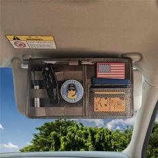 Visors, storagepouch, sunvisorcover, carregistrationholder