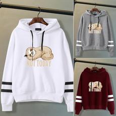 sloth, Casual Hoodie, pullover hoodie, Sweatshirts