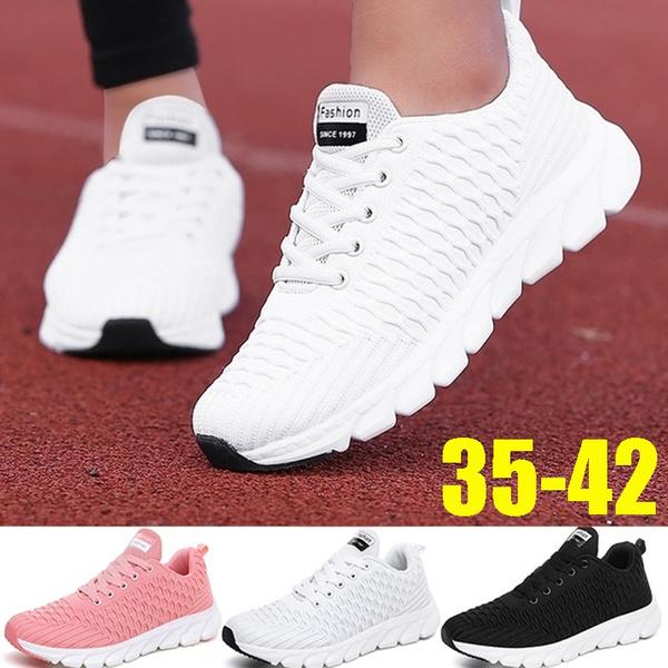 Sneakers, runningshoeswomen, Sport, Lace