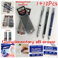 pencil, School, Mechanical, colourpen