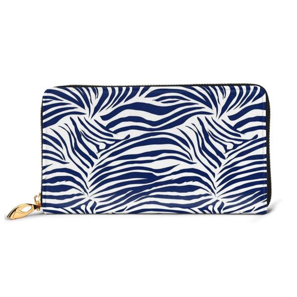leather wallet, Fashion, Men, Zebra