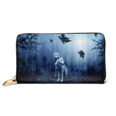 leather wallet, Fashion, Cosplay, Gifts