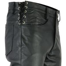 men's jeans, trousers, pants, leather