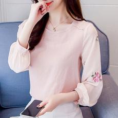 Fashion, elegantblouse, Long Sleeve, Elegant
