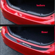 cardoorsill, Fiber, Car Sticker, carbon fiber