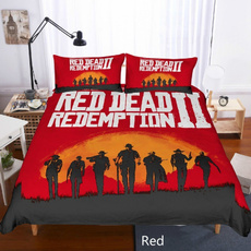 And, redemption, Bedding, Cover