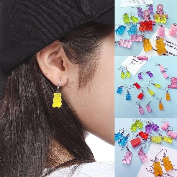 Mini, cute, Jewelry, candy color
