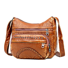 Shoulder Bags, Bags, leather, shoulderbagwomen