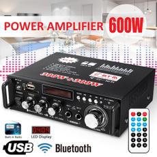soundamplifier, audioamplifier, stereospeaker, Remote