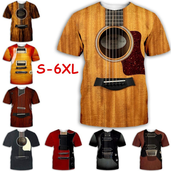 Funny, Plus Size, Musical Instruments, unisex