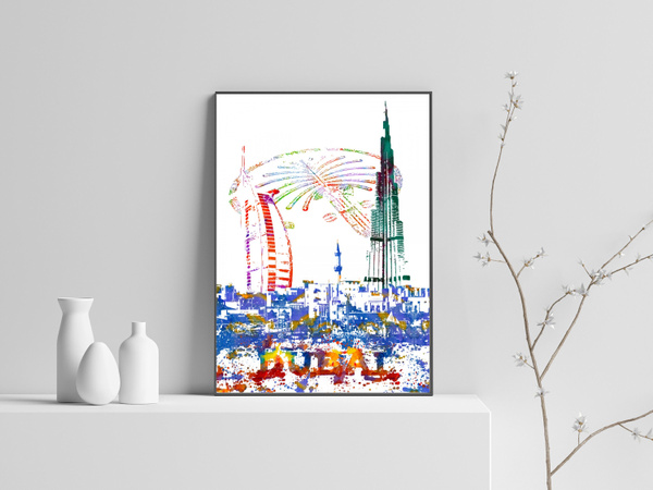 citymap, Fashion, art, Home Decor