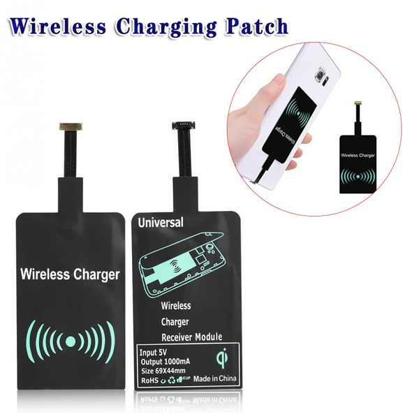 patchadapter, receiverpatch, Iphone 4, Wireless charger