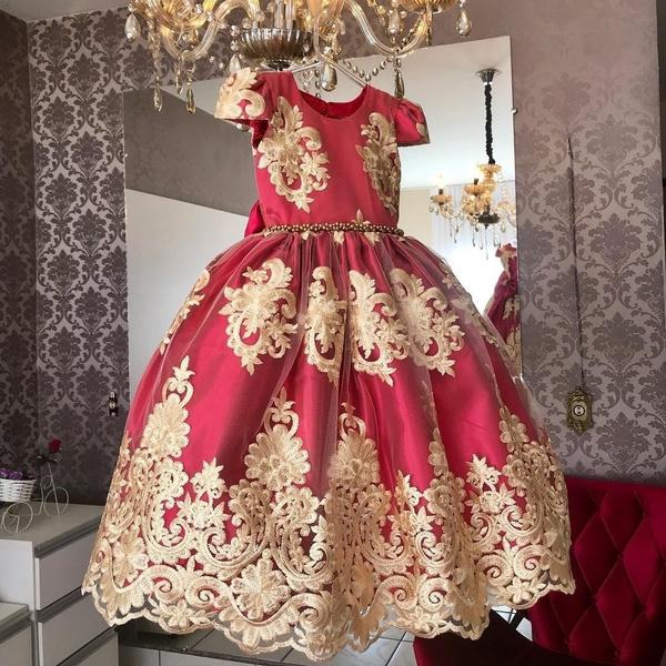 girls dress, birthdaydressesforgirl, Dress, kidschristmaspartydres