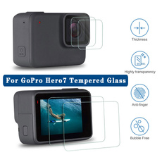 goprofilm, Screen Protectors, screencase, lenscap