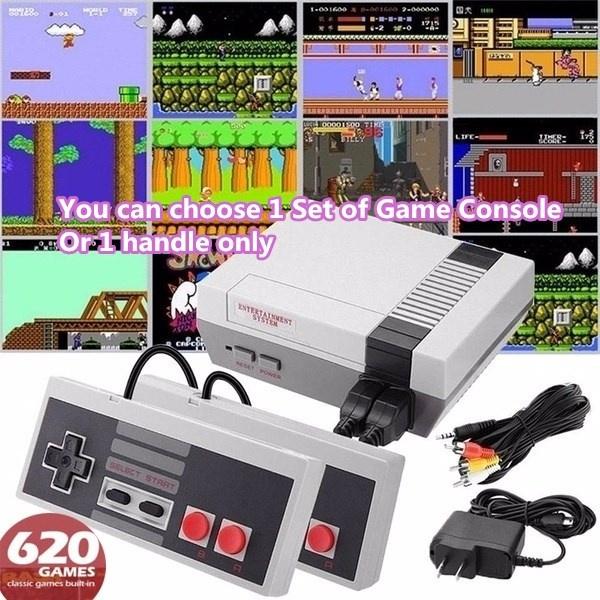 Video Games, Console, TV, Super Mario