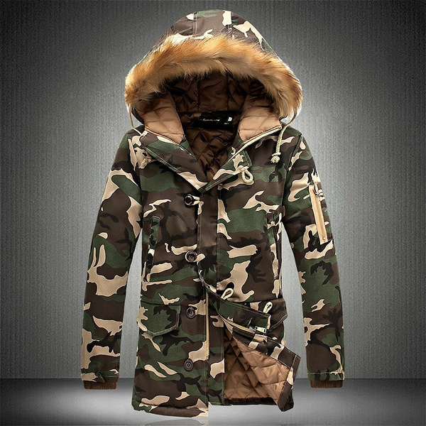Jacket, hooded, fur, jacketformen