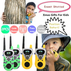 Mini, Toy, outdoorgame, twinwirelessinterphone