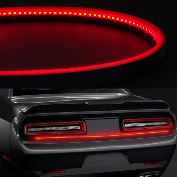 Dodge, universalledbrakelightstripbar, ledthirdbrakelight, Vans
