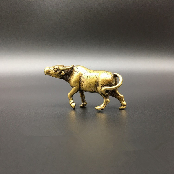 standing, Mini, Chinese, Copper
