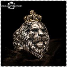 Steel, Head, Stainless Steel, crown
