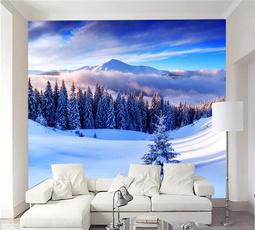 decoration, Winter, tapestrypurple, tapestryhippie