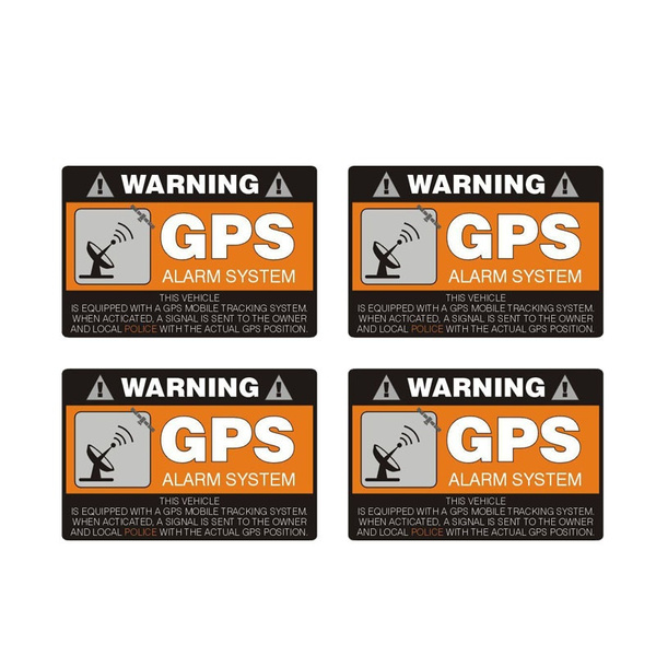 Car Sticker, luggagesticker, bicyclesticker, Gps