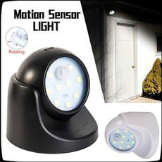 motionsensor, walllight, Outdoor, Night Light
