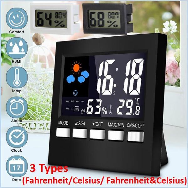 Indoor, minithermometer, Tool, humiditymeter