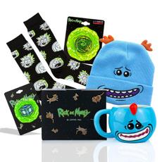 Mug, Toy, Socks, Beanie