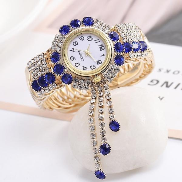 DIAMOND, ladiesquartzwristwatch, wristwatch, Watch