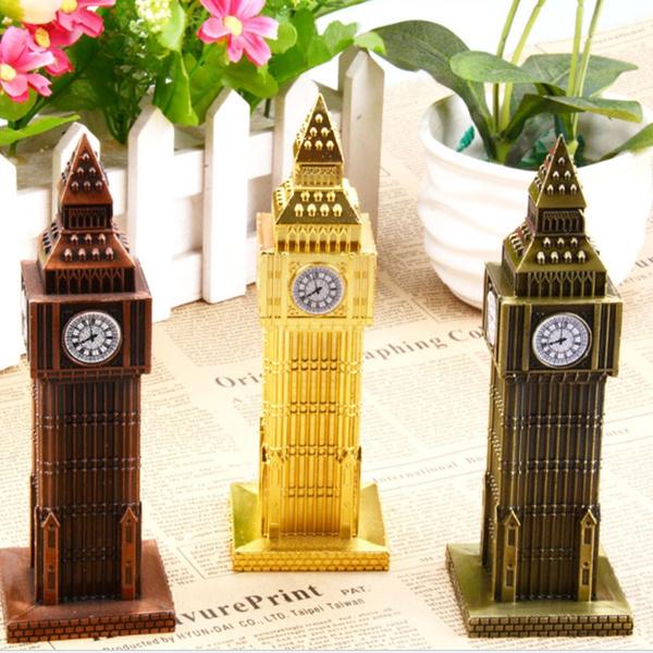 metalmodel, Gifts, Clock, Figurine