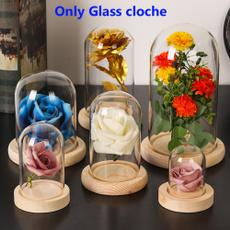 Home Decor, transparentbottle, dustcover, Jars