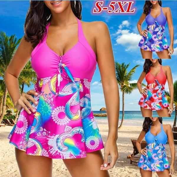Summer, Plus Size, swimwearset, sexy bikini