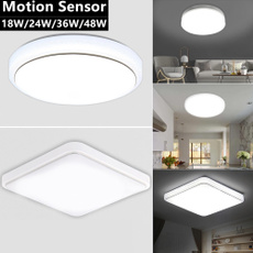 bedroom, squareflatceilinglamp, ledceilinglight, led
