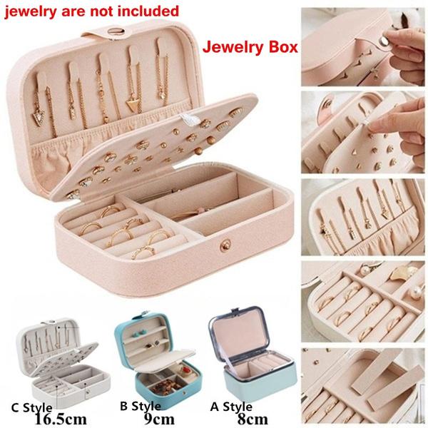 case, Box, leatherstoragecase, leatherjewelrycase