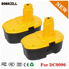de9095, dewalt, Capacity, dc9096battery