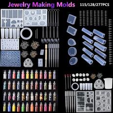 castingmoldskit, diyjewelry, Jewelry, Silicone