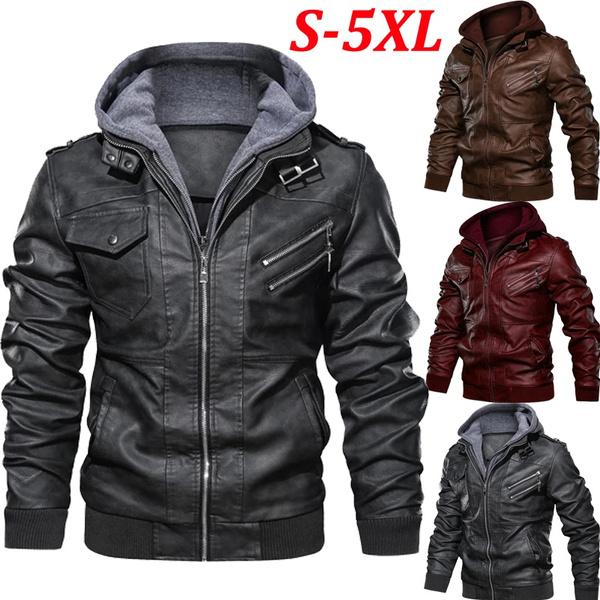 Casual Jackets, Fashion, Winter, hoodedjacket