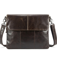 Shoulder Bags, genuine leather bag., Casual bag, business bag