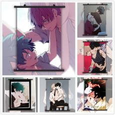 midoriyaizuku, Wall Art, animecollection, Posters