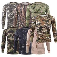 Outdoor, Shirt, Hiking, Long Sleeve