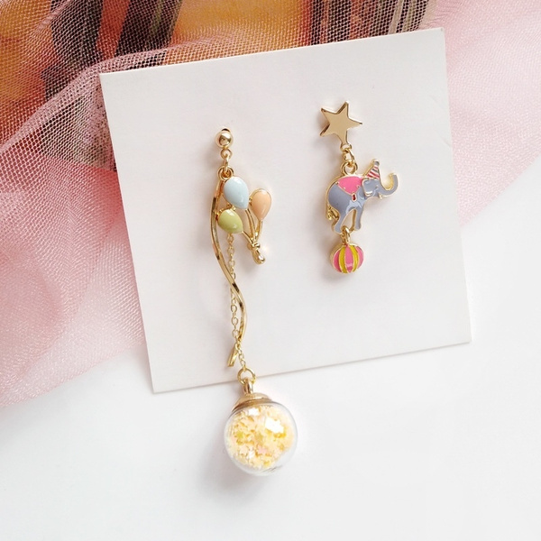 cute, Dangle Earring, Jewelry, Stud Earring