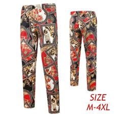 Plus Size, men trousers, Casual pants, pants