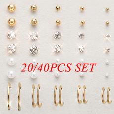 daintyearring, Hoop Earring, Jewelry, gold